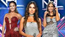 Alejandra Espinoza, Daniella Álvarez y Giselle Blondet se robaron las miradas con sus looks de la segunda gala de NBL