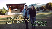 Otra Onda: Farruko y la Capital del Entretenimiento en Texas… ¡Arlington!