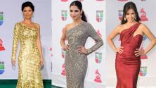 Fashionómetro rumbo a Latin GRAMMY: ¿Cómo queremos ver a Chiqui, Alejandra y Giselle?