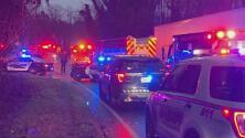Tres muertos tras estrellarse avioneta en el condado de Hall