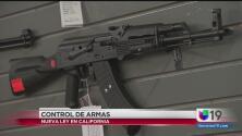 Nueva ley de control de armas en California