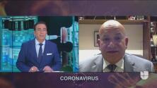 Autoridades del sur de Florida piden a la población que se vacune contra el coronavirus