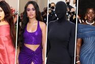 La que confundió, la que se disfrazó y la que lució perfecta con su look en la Met Gala 2021