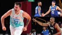 Dream Team, Australia, Eslovenia y Francia ya están en Semifinales olímpicas