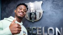 Ansu Fati tuvo ofertas de otros clubes y habló de heredar la '10' de Messi