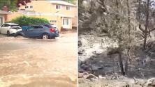 Comunidad de Santa Bárbara, California, recibe una alerta por tormenta y una orden de evacuación: esto debes saber