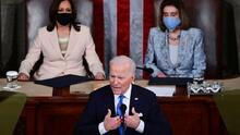 Reforma migratoria, impositiva, policial, control de armas: la compleja lista de pedidos que hizo Biden al Congreso