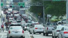 Negociantes y residentes del Downtown de Miami están preocupados por las obras de construcción