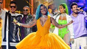 Lo mejor de Premios Juventud en los que triunfó Karol G con 6 galardones