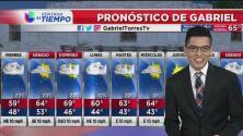 Probabilidad ligera de lluvias para este viernes en San Antonio