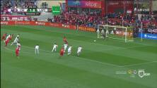 Nemanja Nikolic quema las redes desde el manchón penal y Chicago Fire ya gana 2-0 sobre LAFC