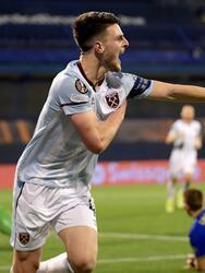 West Ham se impone 2-0 ante el Dinamo Zagreb durante la primera jornada de la fase de grupos de la Liga Europea. Michail Antonio (21') se encargó de anotar el primer tanto para los 'Hammers', seguido de Declan Rice (50') en la segunda mitad del encuentro.