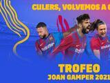 Messi y CR7 apuntan para disputar el trofeo Joan Gamper