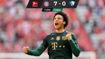 Bayern Múnich humilla al Bochum y toma la cima de la Bundesliga