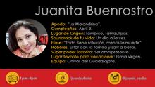 Juanita Buenrostro