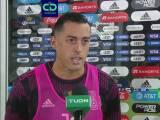 """Funes Mori tras debutar con gol en el Tri: """"Es un sueño cumplido"""""""