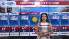 Se esperan lluvias y cielos mayormente nublados para este jueves en Austin