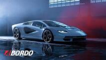 Lamborghini Countach LPI 800-4: un superauto moderno inspirado en glorias pasadas