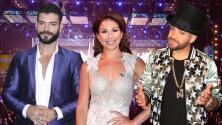 El glamur de Bianca Marroquín, el 'flow' de Nacho y  el ritmo de Adrian Di Monte: estos son los jueces de Pequeños Gigantes