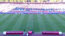 Resumen del partido Serbia vs Luxemburgo