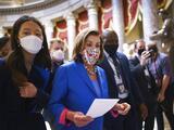 Desacuerdo entre demócratas obliga a posponer la votación del megaplan de infraestructura