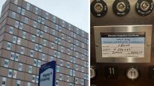Estudiante universitario muere aplastado por un ascensor