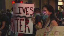 Esto ocurrió en las protestas en Raleigh y Durham del fin de semana