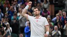 """Andy Murray considera """"patética"""" la subida salarial del personal de salud"""