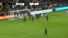 Cabezazo de Cristian Dájome y Vancouver aumenta la ventaja sobre el LAFC