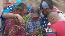 Encuentran los restos de un rescatista voluntario desaparecido durante las inundaciones en Houston