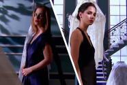 El Color de la Pasión - Los fantasmas de Rebeca y Nora se quedaron para siempre en la casa de Lucía - Escena del día