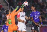 Mazatlán y Atlas no rompieron el empate en el Kraken