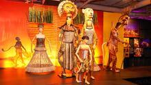 Los vestuarios más emblemáticos de las obras de Broadway son exhibidos en el museo Showstoppers!
