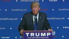 Donald Trump le gana a Hillary Clinton en Florida