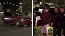 Arrestan a sospechoso de ataques en la autopista 91 en Riverside