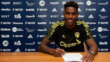 Oficial: Barcelona traspasa a Junior Firpo al Leeds