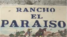 Así luce 'El Paraíso', el lujoso rancho abandonado que perteneció a la mafia y que será rifado por el gobierno de AMLO
