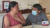 Tras cinco años refugiada en una iglesia, Hilda Ramirez recibe permiso para frenar su deportación