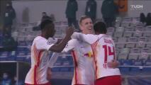 ¡Cayó el 1-3! Daniel Olmo incrementa la ventaja del Leipzig ante Istanbul