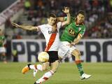 River Plate 0-1 Huracán: River cae en casa en la ida de semifinales de la Sudamericana ante Huracán