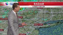 Ascensos en las temperaturas y cielos despejados, el pronóstico para este lunes en Nueva York