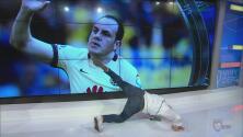 El castigo del UD Fantasy: Félix Fernández imitando festejos exóticos del fútbol