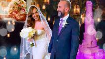 Por todo lo alto, así fue la boda de Tanya Charry y Sebastián Jiménez