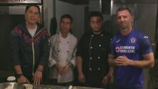 ¡Lo ganó Cruz Azul! 'Tito' Villa vs. Moi Muñoz en un divertido reto culinario