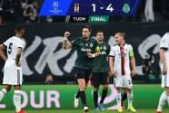 Resumen | Sporting humilla al Besiktas y suma sus primeros puntos