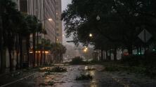 Las lluvias irán disminuyendo en Louisiana, pero alertan por posibles tornados en Alabama y Mississippi