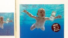 El hombre detrás de la icónica foto del álbum 'Nevermind' de Nirvana demanda a la banda por pornografía infantil