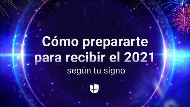 Aprende cómo prepararte para recibir el 2021 según tu signo zodiacal