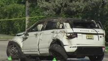 Revelan imágenes del trágico accidente en Sunset Drive que le costó la vida a tres personas inocentes
