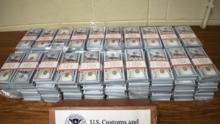 Funcionarios de aduanas de Filadelfia confiscan más de $ 6,5 millones en moneda falsa de Rusia